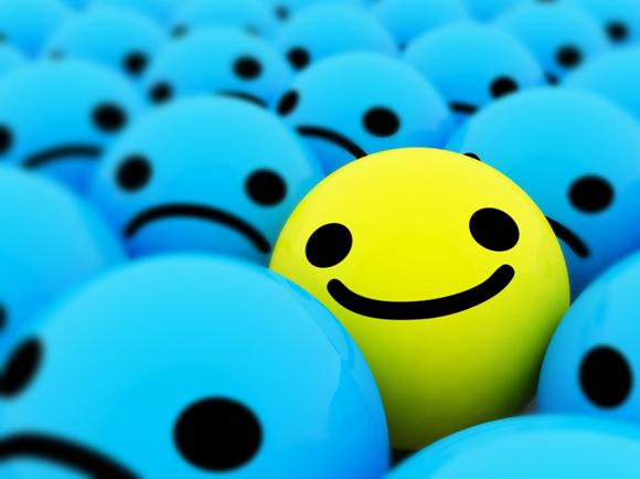 LET'S SMILE, avagy mosolyogj a borús napokon is!