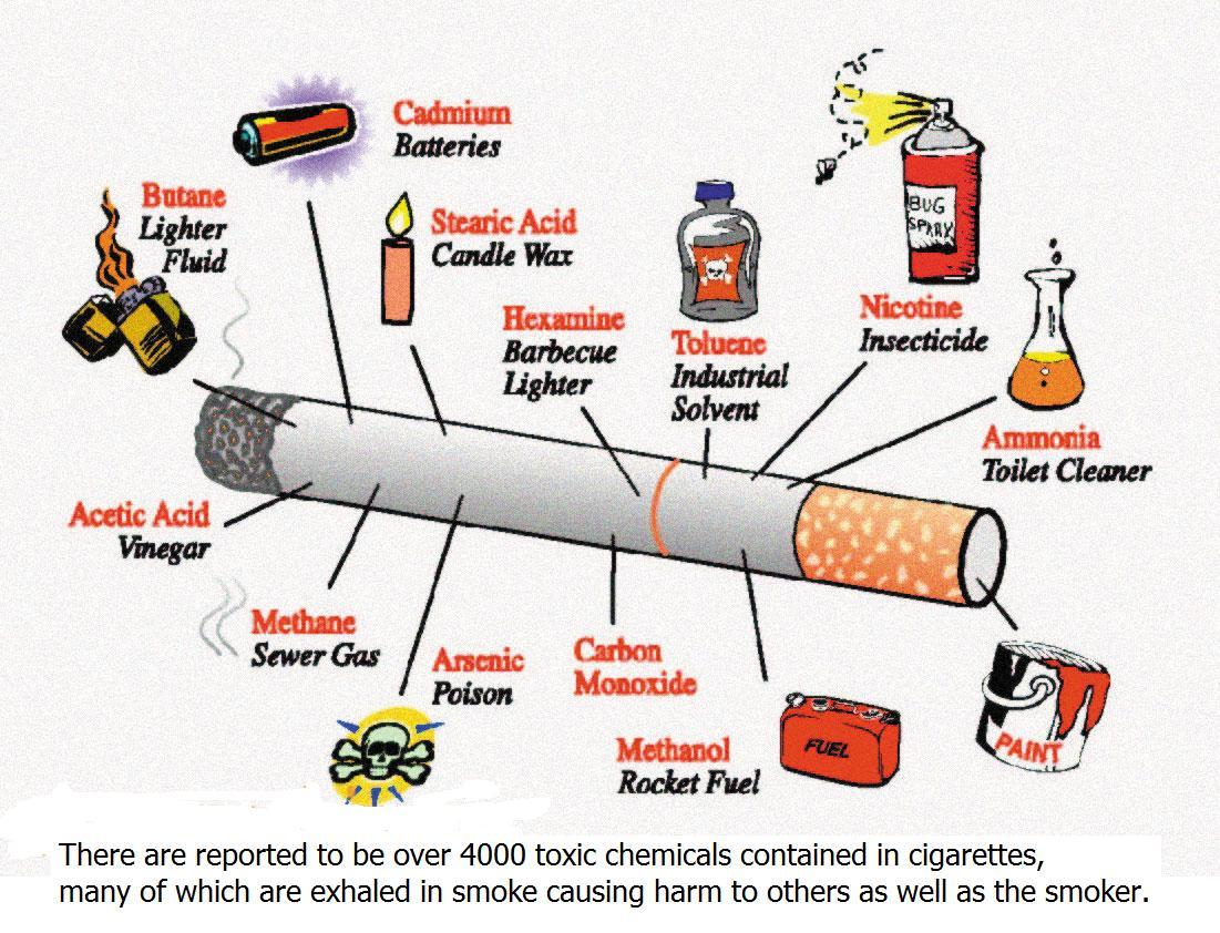 A legjobb fogyás cigaretta, anyagcsere