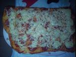 Pizza kelesztés nélkül